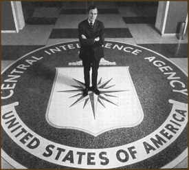 Poppy George Bush CIA