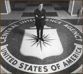 Poppy George Bush CIA