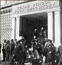 Bush School Book Depository