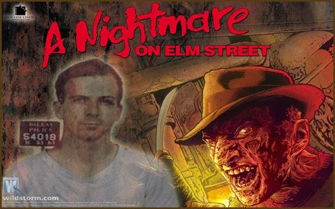 Nightmare Elm Street JFK