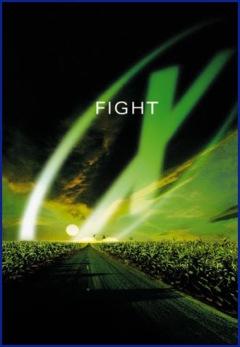 x-files fight