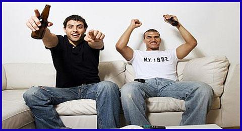 idiots cheering