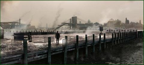 bridges burning