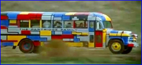 partridge bus