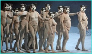 naked mouseketeers