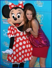 miley mouse