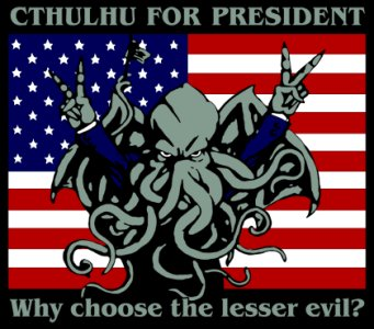 cthulhu for pres