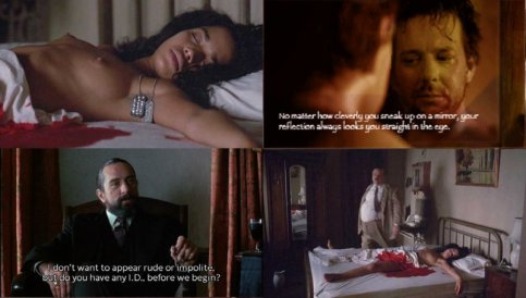 Angel Heart Scenes