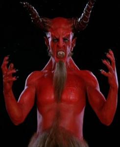 Goat Boy Satan