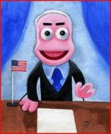 Puppet McCain