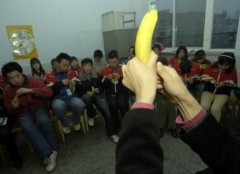 Teaching Bananas