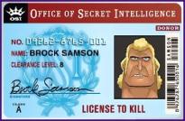 Brock Can Kill