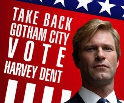 Harvey Dent Fake