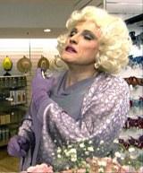 Rudy as Marilyn
