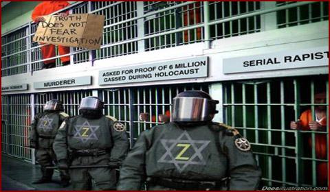 Holocaust Skeptics Prison