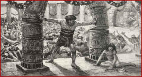 Samson's Pillars