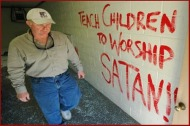 Suck Satan's Cock