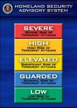 red level alert