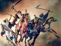 horsemen cometh
