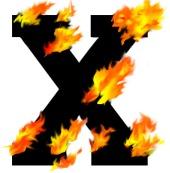 x fire