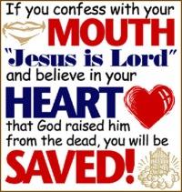jesus saves holes
