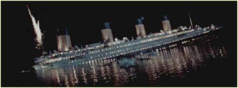 titanic or olympia