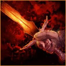 faulty sword