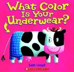 color underwear
