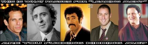 repulsive jewish lead actors