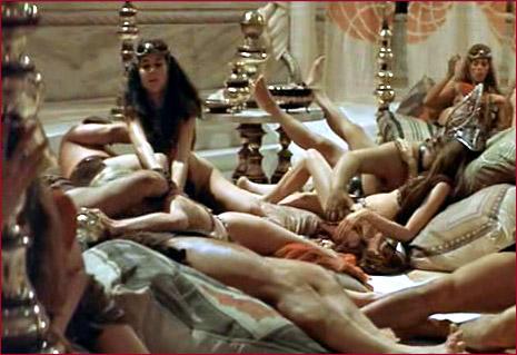 conan the barbarian orgy