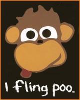 monkey poo