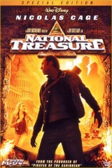 nat treasure i