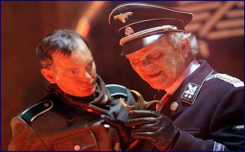 Scary Nazi Vampires
