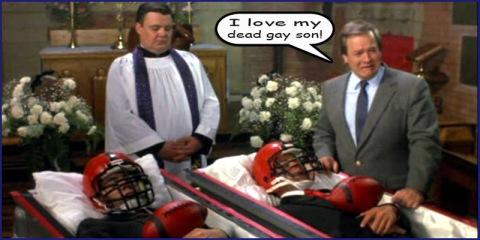 dead gay son