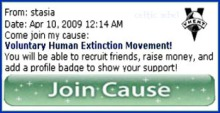 join cause