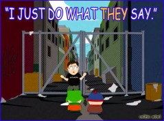 south park truther