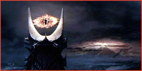sauron's eye