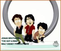 jonas brothers anus