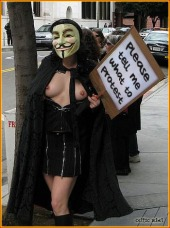 protestess