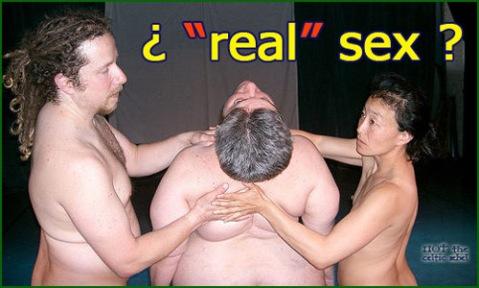 back fat tit rub