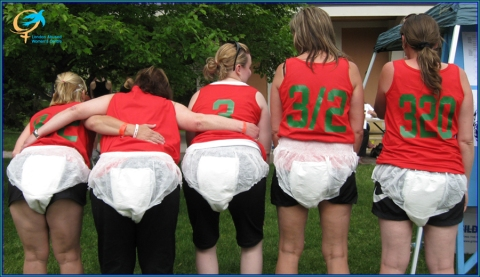 diaper girls