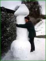 snow worship