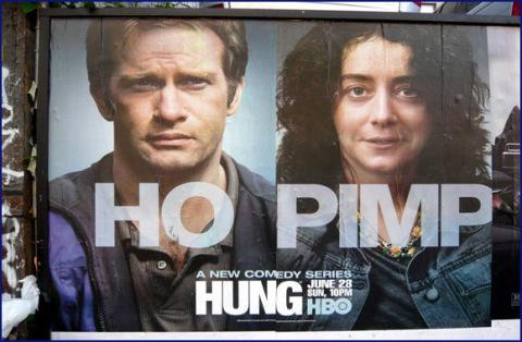 pimp ho