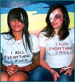 kill everything fuck everything