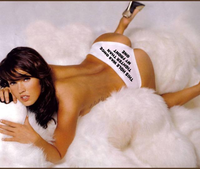Megan Fox Loose Anus