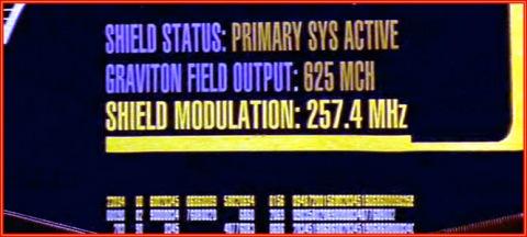 shield modulatioin