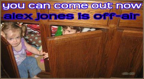 alex jones off air safe