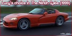 ninth gate car