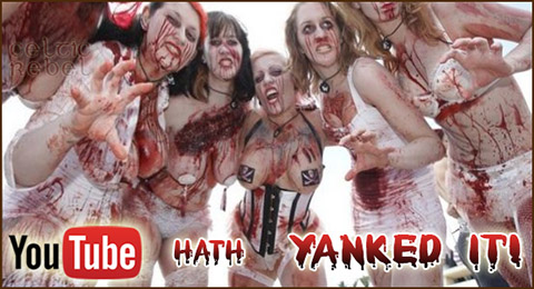 Zombie Girls Comedy Skit
