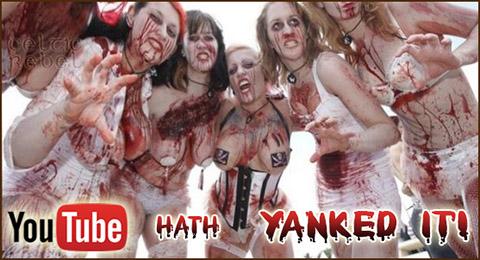 Zombie Girls Comedy Skit